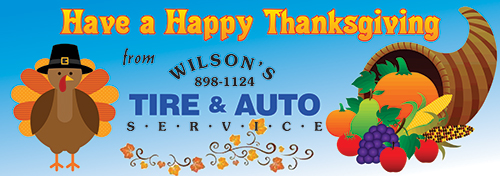 Enjoy This Fall from Wilson's Tire & Auto Service