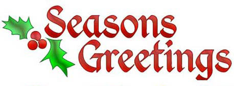 Best Wishes for the Holiday Season from Wilson's Tire & Auto Service